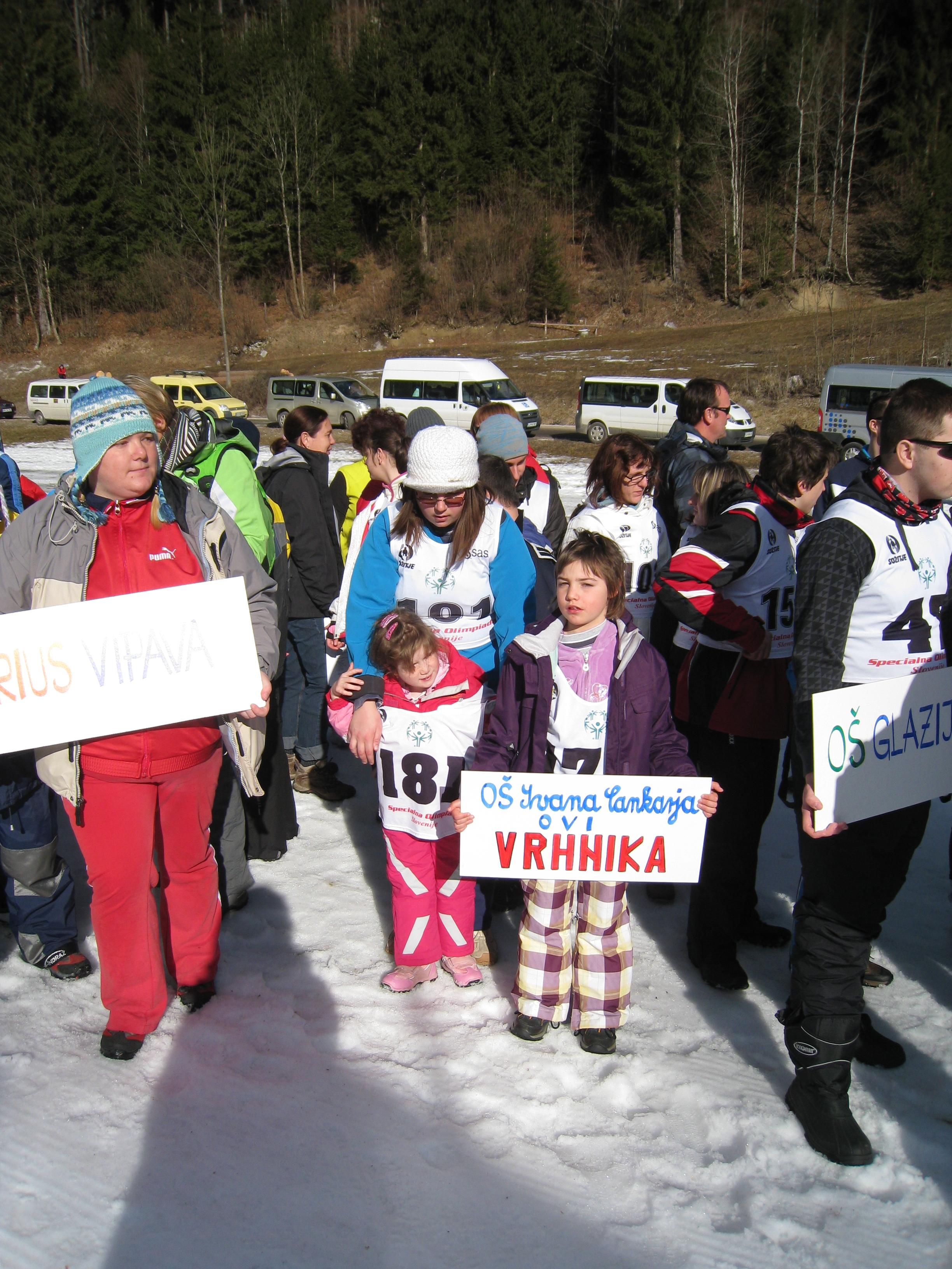 Tekmovanje v krpljanju, Črna na Koroškem, 29.2.2012